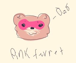 Pink Ferret
