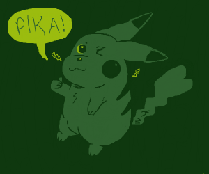 Pikachu approved