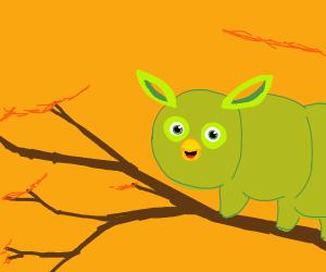 Furbypillar