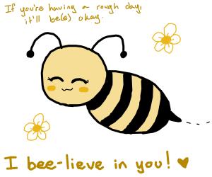 Motivational Bee