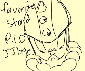 Favorite jojo stand p.i.o.