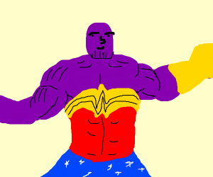 Wonder Thanos