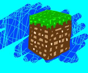 Terraria grass block (plot twist)