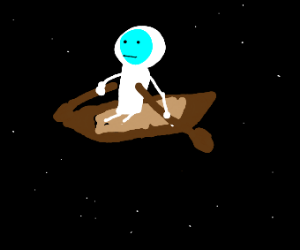 Canoes in Space