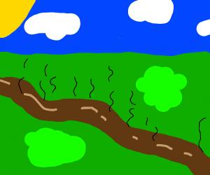 Poop River