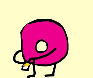 Donut secretary