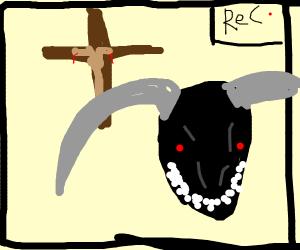 Baphomet's antics