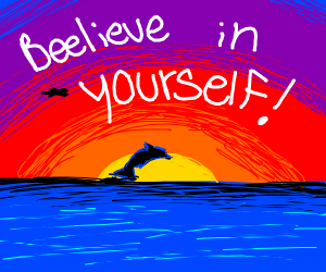 Beelieve in yourself