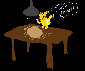 Detective Pikachu demands answers