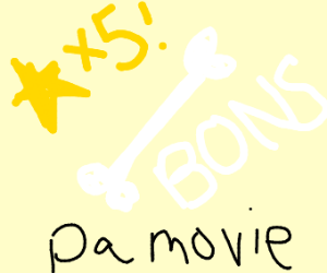 Bones the 5 star movie!
