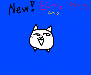 Battlecats looks way different thanI remember