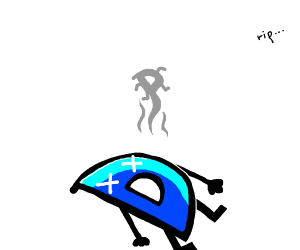 Drawception logo dies
