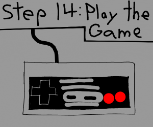 Step 13: Reset the game to meet Mr. Resetti