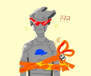 Robot Ribbon