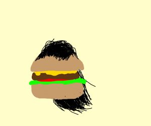 mullet burger