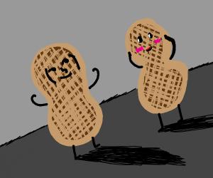 Peanut love