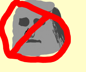 Easter Island Heads are not allowed