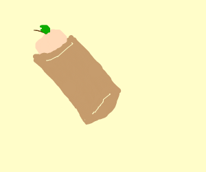 Burrito Peach