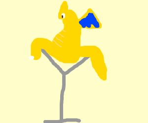 Dragonite Martini
