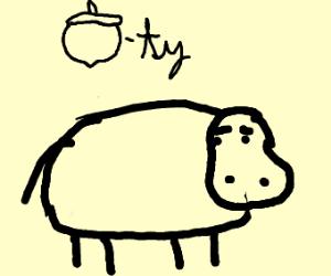 Nutty Hippo