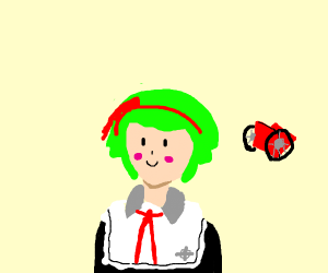 Monaca has ditched the wheelchair