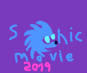 sonic movie 2019 Trailer Leaked