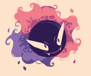 Arabesque Gastly