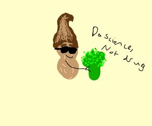 Jimmy Nutrin eats Broccoli