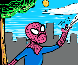 Superhero Spider