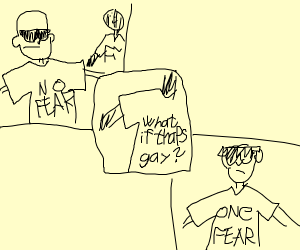 No fear one fear meme