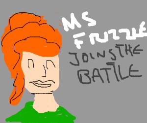 Ms. Frizzle joins Smash