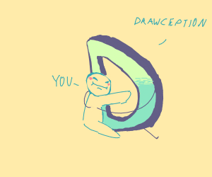 Drawception loves you