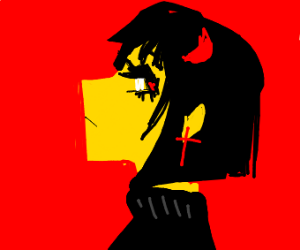 cute demon girl