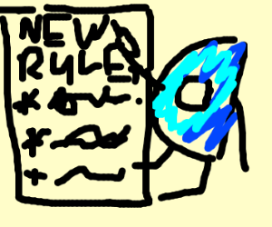 drawception changes all their rules