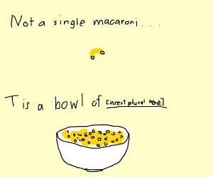 Macaronus