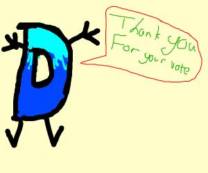 Drawception thanks your vote