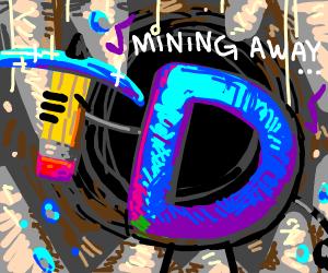 Drawception likes Minecraft