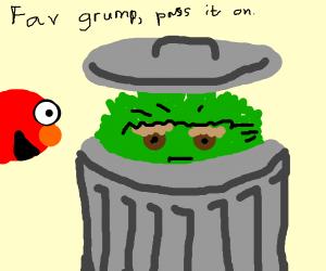 fav grump P.I.O.