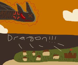 Epic dragon!