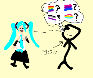 Miku makes you question your sexuality