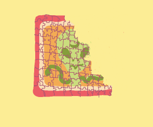 Alien Puzzle