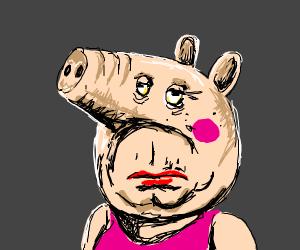 Detailed Peppa Pig
