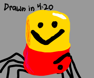 Despacito spider (aka god)