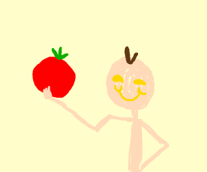 Tomatoes are tasty