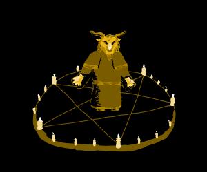 satanist cult