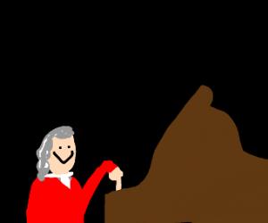 Mozart's laziest composition