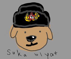 Russian doggo