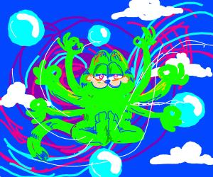 Dreamlike Garfield
