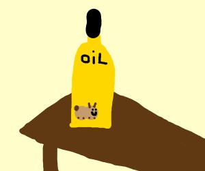 Oily Hamster