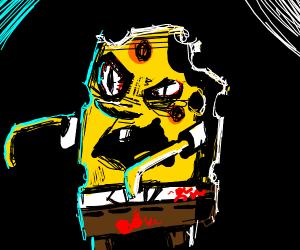 zombie bob sponge